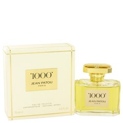1000 - Eau De Toilette Spray 75 ml