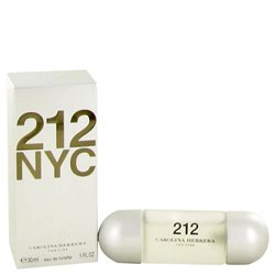 212 - Eau De Toilette Spray (New Packaging) 30 ml