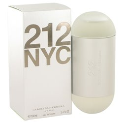 212 - Eau De Toilette Spray (New Packaging) 100 ml