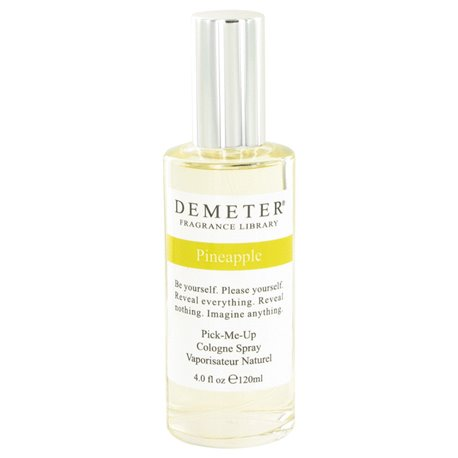 Demeter - Pineapple Cologne Spray (Formerly Blue Hawaiian) 120 ml
