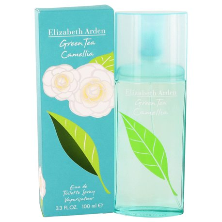 Green Tea Camellia - Eau De Toilette Spray 100 ml
