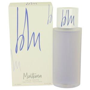 MONTANA BLU - Eau De Toilette Spray 100 ml