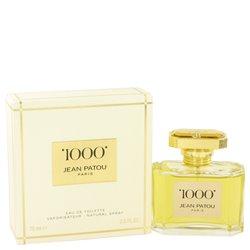 1000 - Eau De Toilette Spray 75 ml