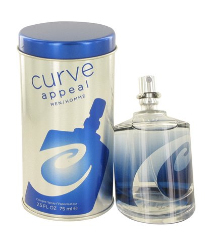 Curve Appeal - Eau De Toilette Spray 75 ml